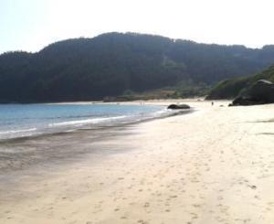 Playa de Estaca de Bares
