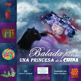 """""""Balada para una princesa de la China"""" (Ed.Idampa)"""