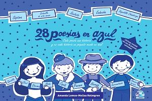 """""""28 poesías en azul"""" (Ed.Idampa)"""